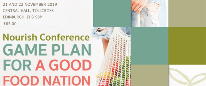 Nourish Conference 2019: Game Plan for a Good Food Nation
